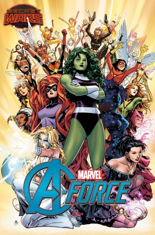 A Force Marvel Comics