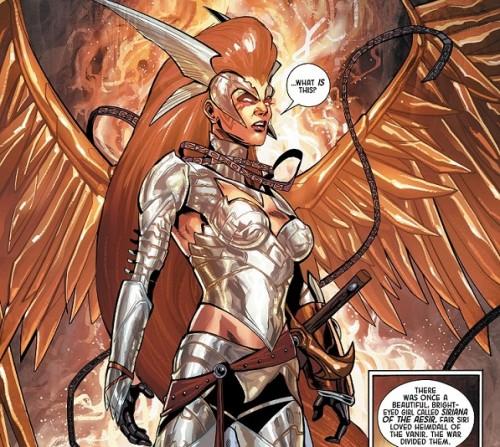 Angela - Asgards Assassin