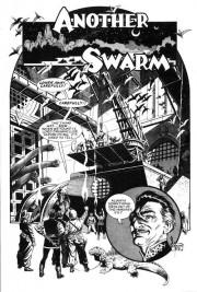 Páginas interiores de Xenozoic Tales por Mark Schultz