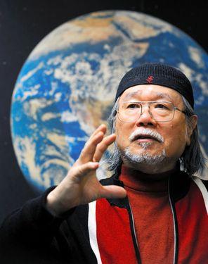 El maestro Leiji Matsumoto