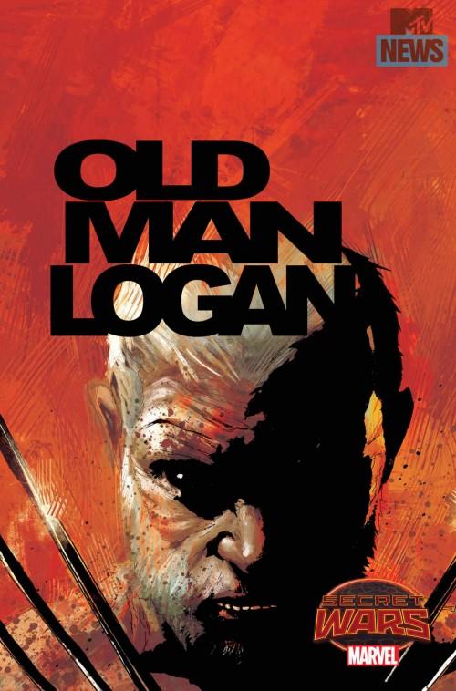 Old Man Logan Andrea Sorrentino