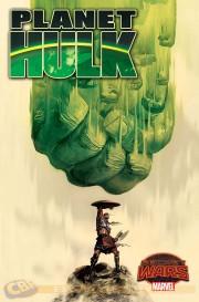 Planet Hulk Mike DelmUNdo