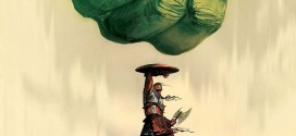 Planet Hulk Mike DelmUNdo portada
