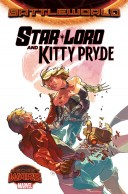 Star Lord Kitty Pryde Secret Wars