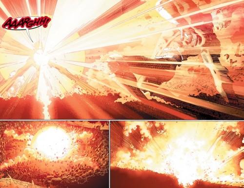 La espectacular batalla final pone de relieve el talento de Romita para adaptarse