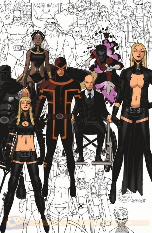 Uncanny X-Men 600