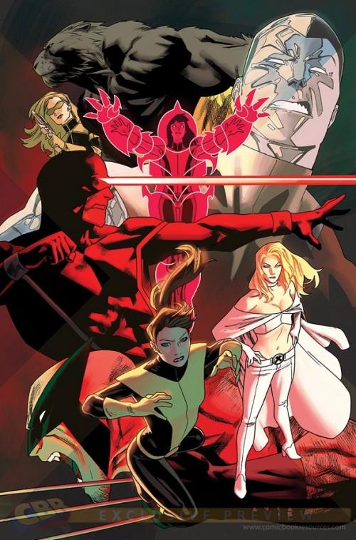 Uncanny X-Men Kris Anka 600