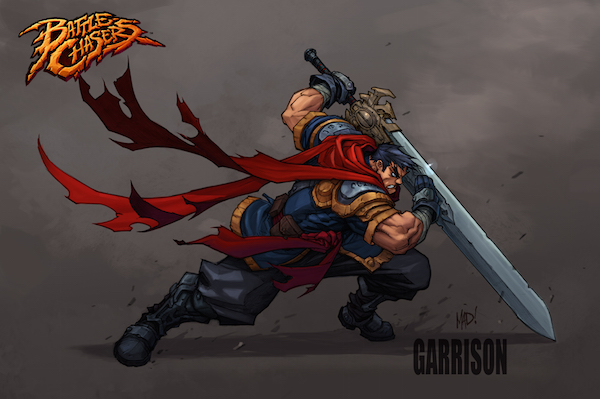 battlechasers-garrison