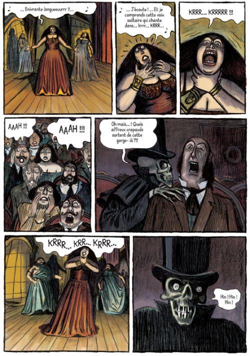 Resultado de imagen de el fantasma de la opera impedimenta