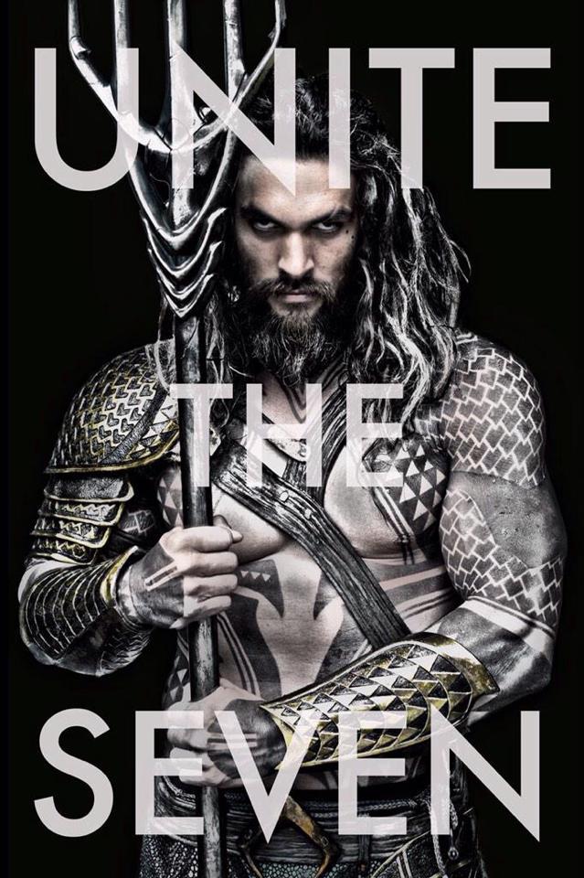 Jason Momoa es Aquaman. Punto. / Warner Bros
