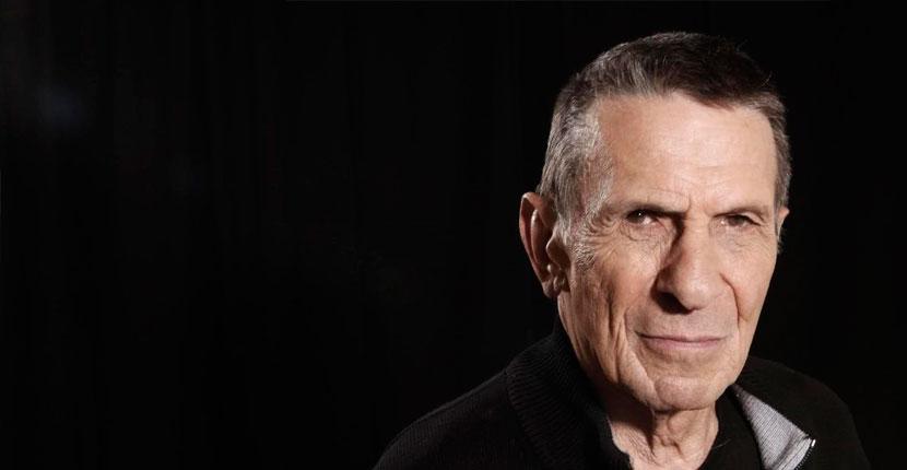 Live long and prosper – Leonard Nimoy, descansa en paz.