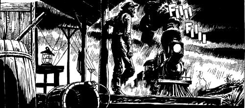 El salvaje oeste de Tex, por José Ortiz