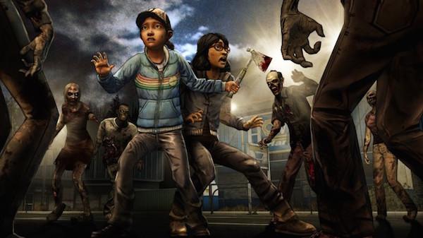The Walking dead: Season 2 / Clementine Rulez / Telltale Games.