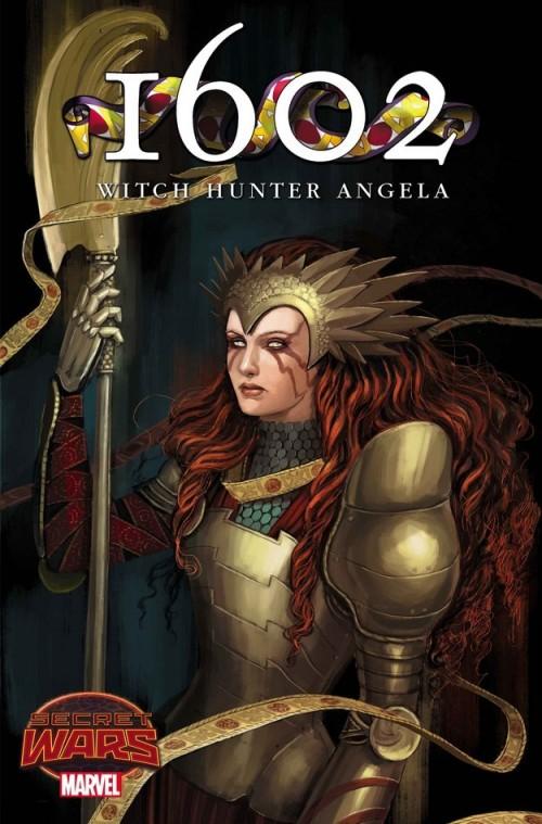 1602_Witch_Hunter_Angela_1_1_Portada