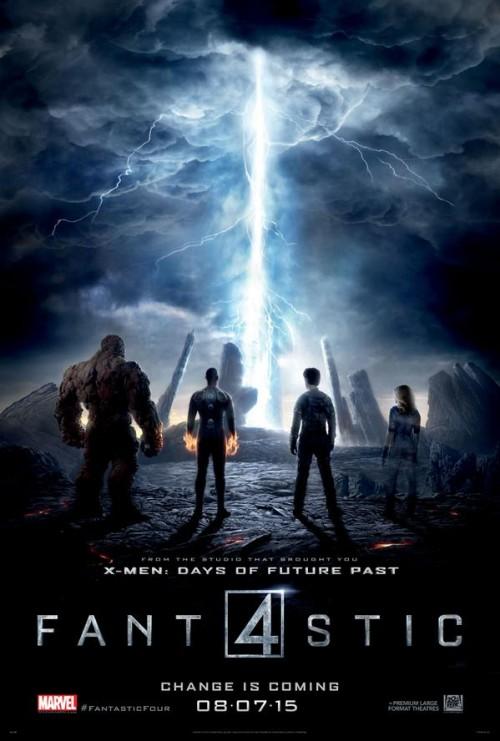 Poster de Los 4 Fantásticos