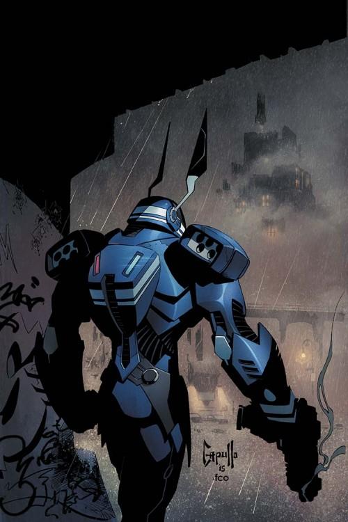 ¿Quién es el Batman que se esconde tras esta armadura?
