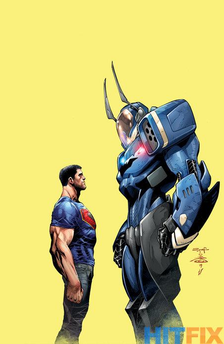 Los nuevos Batman y Superman, frente a frente