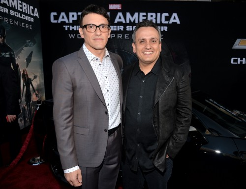Los hermanos Anthony y Joe Russo