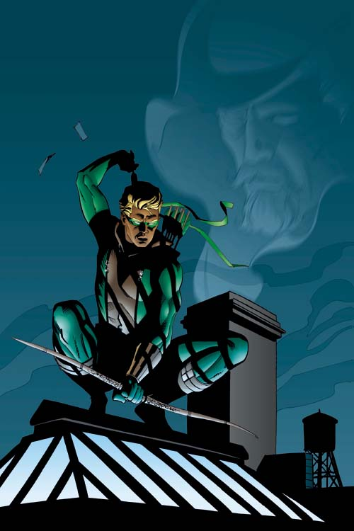 Connor Hawke como Green Arrow
