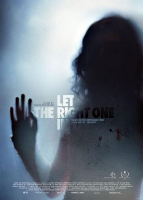Poster de la original Let The Right One In