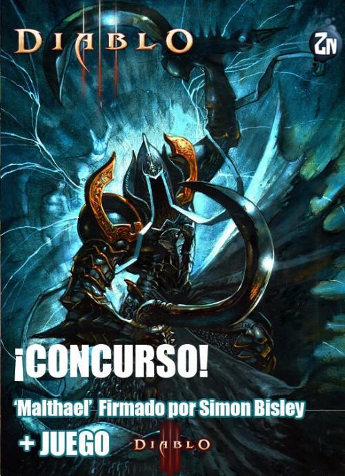Malthael / Simon Bisley / Diablo III