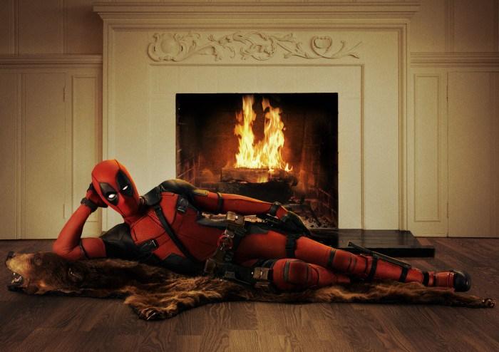 La primera y sexy imagen oficial de Deadpool