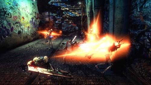 DmC: Devil May Cry Definitive Edition / Ninja Theory / Capcom
