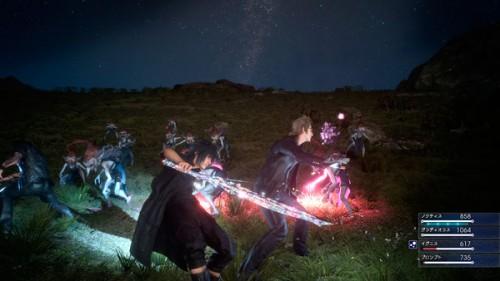 FFXV: Episode Duscae / Aprenderás a odiar a los Elfos. Son unos chorizos. / Square-Enix