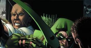 Portada de Convergence: Green Arrow #2