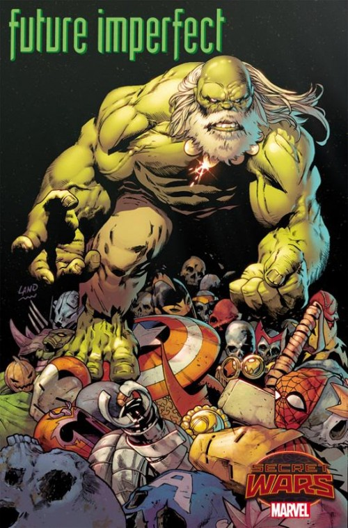 Hulk Futuro Imperfecto Secret Wars