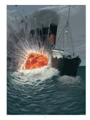Primeras páginas de U-29 por Florent Calvez