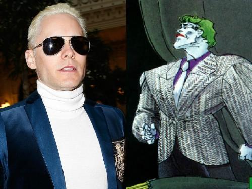 Jared Leto y El Joker de The Dark Knight Returns