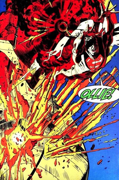 Ni siquiera Superman pudo evitar la muerte de Green Arrow