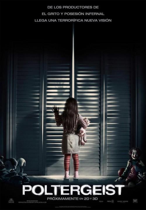 Poster de Poltergeist