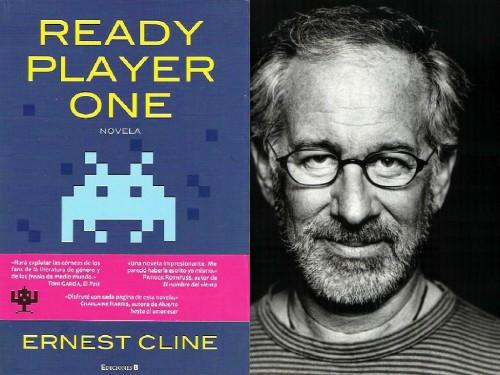 Spielberg dirigirá Ready Player One