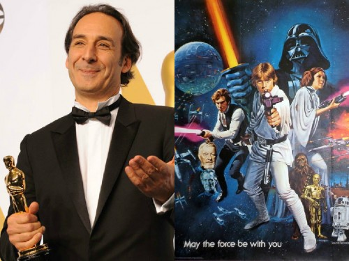 Alexandre Desplat pondrá música a Star Wars: Rogue One