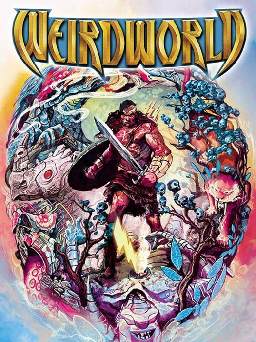 Secret Wars Weirdworld