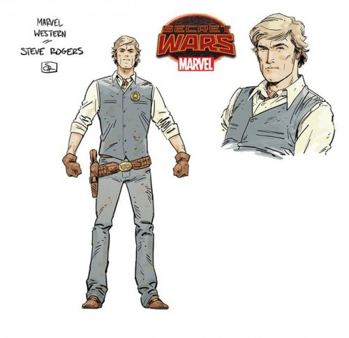 Sheriff Rogers Secret Wars