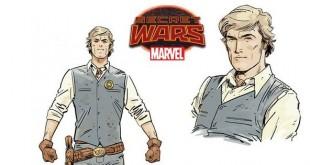 Sheriff Rogers Secret Wars portada
