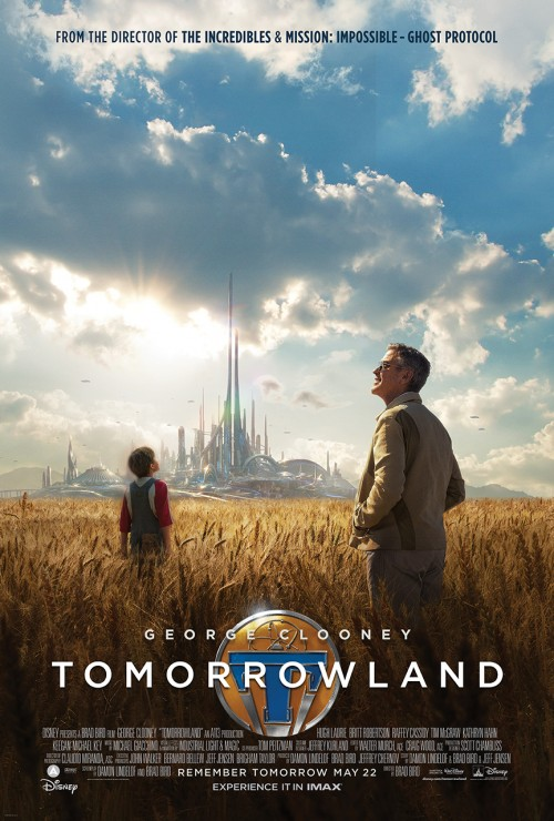 Poster de Tomorrowland