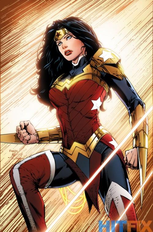 Wonder Woman llevará por primera vez más ropa que Superman