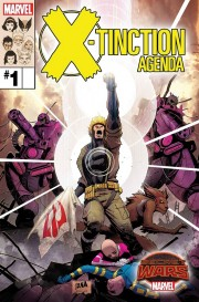 XTincion Agenda Secret Wars