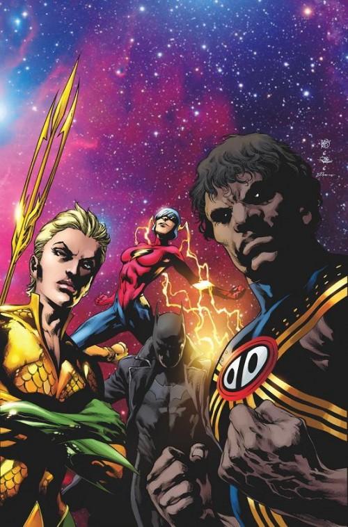 Multiversity #2 se retrasará hasta el 29 de Abril. Y no será el único título...