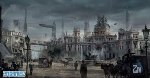 Esto es Madrid en el mundo de The Order:1886