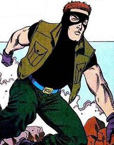 Su primera aparición es en el Escuadrón Suicida #44