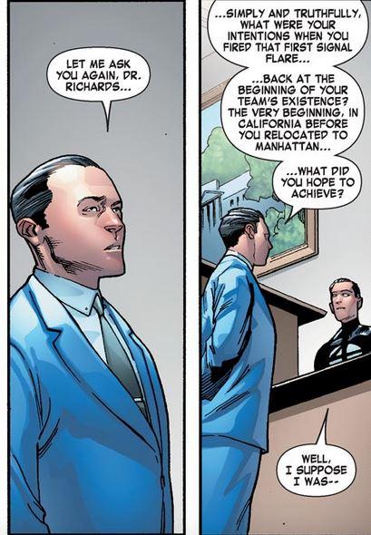 ¿Ike Perlmutter?, ¿el presidente de la FOX? ¡No! Es el fiscal Aiden Tolliver.