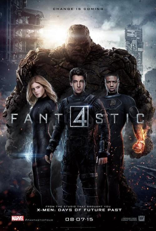 Poster de Fantastic Four