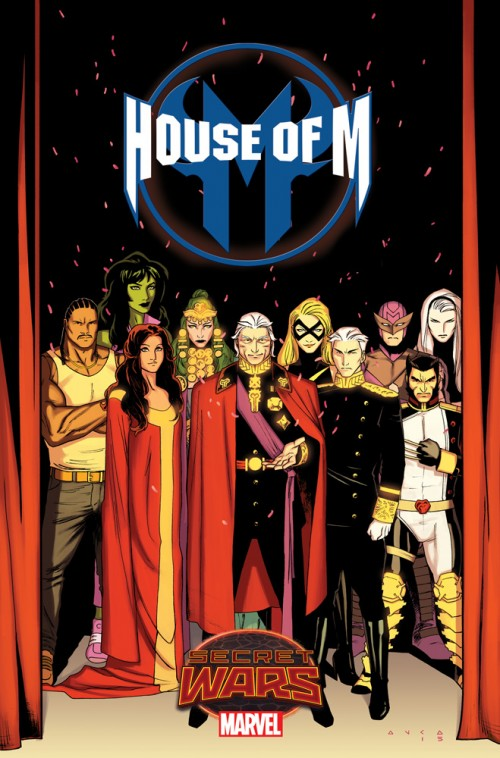 House of M Secret Wars