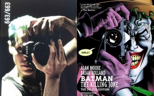 Jared Leto y la portada original de La Broma Asesina