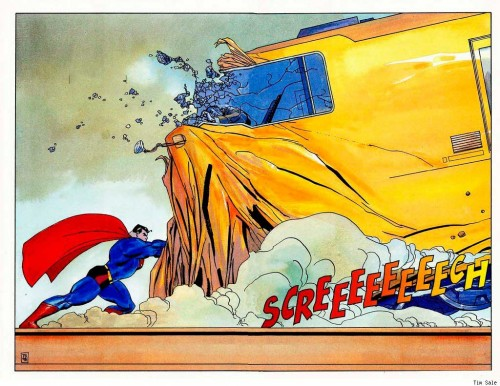 El Superman de Tim Sale
